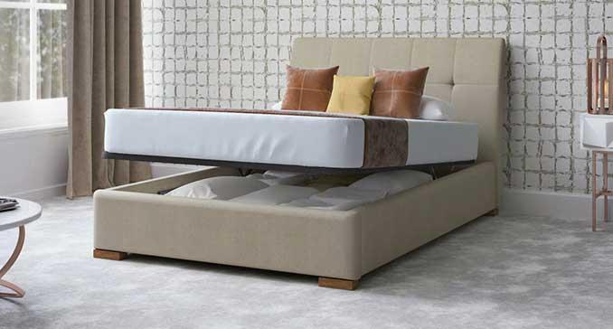 Тапицирани легла и тапицирани спални