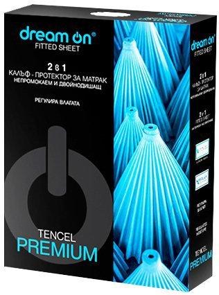 Протектор за матрак Tencel Premium - опаковка - матраци Dream On