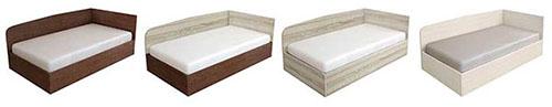 Легло Каса - видове