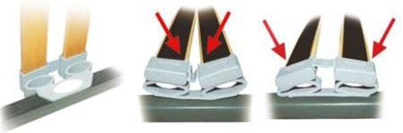 Подматрачна рамка Комфорт Метал - опция ракла - характеристики
