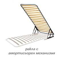 Подматрачна рамка Стандарт Метал - опция ракла - механизъм - Матраци Хегра