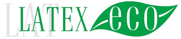 Матраци Латекс ЕКО - лого