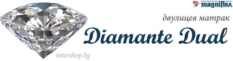 Матрак Diamante Dual - снимка - Матраци Magniflex