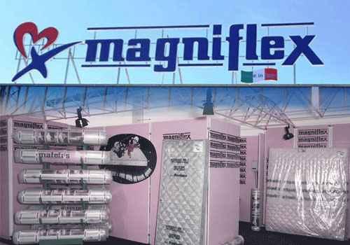 Матраци Magniflex - фабрика