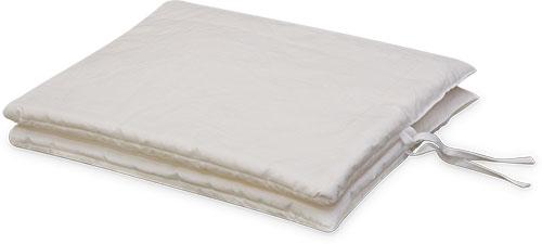 Двупластова памучна възглавница