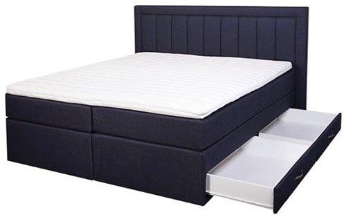 Спалня Diva 4 чекмеджета визия - матраци ТЕД