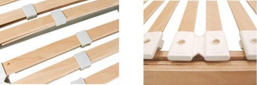 Подматрачна рамка Total Comfort 710 (с регулиране)- ламели