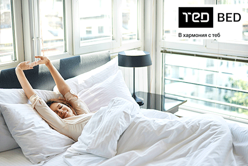 Подматрачни рамки ТЕД - снимка
