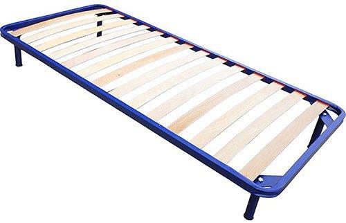 Комплект метално легло Комфорт с матрак Престижо - метално легло Комфорт - Матраци Mattro