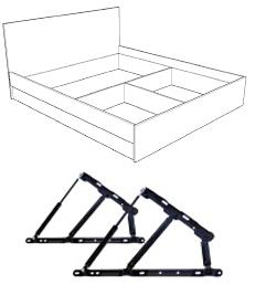 Легло Спейс - схема
