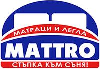 Топ матраци Mattro - лого