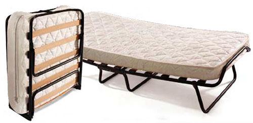 Походно легло с ламели Парадайс - снимка