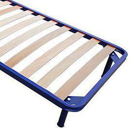 Метално легло Комфорт - разрез