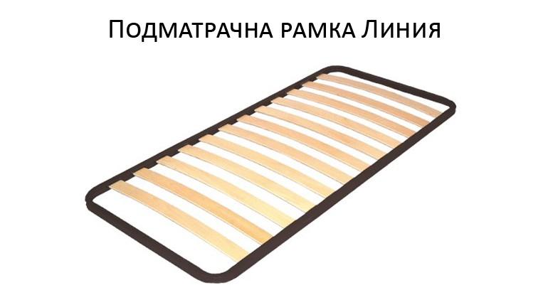 Метална подматрачна рамка Линия