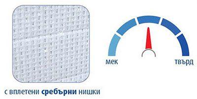 Еднолицев матрак Felia Pocket - характеристики