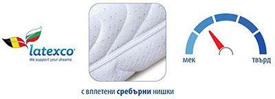 Матрак Neolatex Silver - характеристики