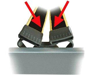 Подматрачна рамка Black Charm - ракла с амортисьор - обувчииц