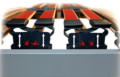 Подматрачна рамка Black Charm - вариант - снимка