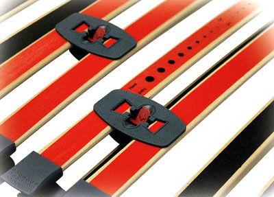 Подматрачна рамка Black Charm - вариант, опция Г - ламели