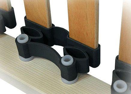 Подматрачна рамка Flex - Matic, вариант с дистанционно - обувчици