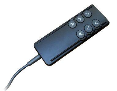 Подматрачна рамка Black Charm - вариант, с дистанционно - дистанционно