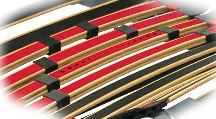 Подматрачна рамка Black Charm - вариант, с дистанционно - ламели