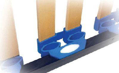 Подматрачна рамка Dream Flex - вариант - обувчици