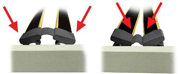 Подматрачна рамка Flex - ракла - обувчици