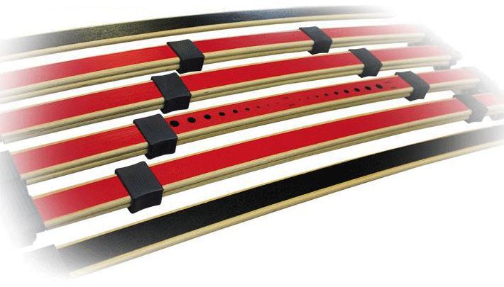 Рамка Flex - вариант, опция Г - ламели