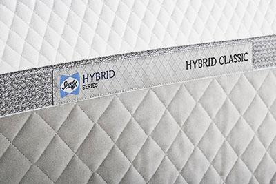 Матрак Hybrid Classic - борд