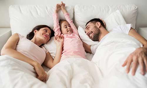 Как да изградите навици за сън