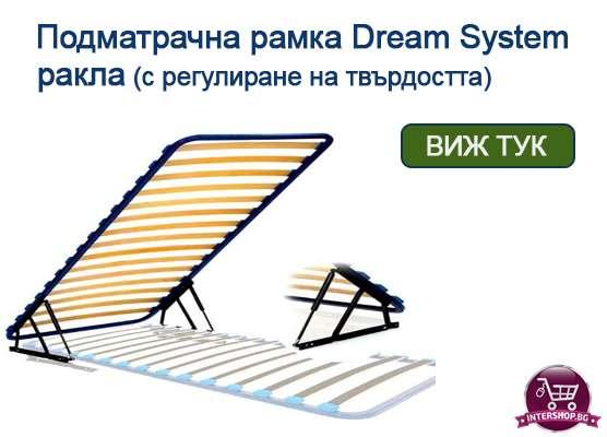Подматрачна рамка Dream System ракла