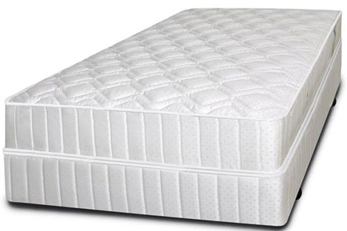 Комплект легло с матрак Вики