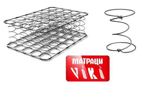 Матраци Вики - бонел пружини
