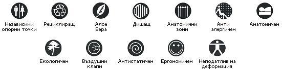 Матрак Аруба - характеристики