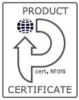 Матрак Матера - сертификат 2