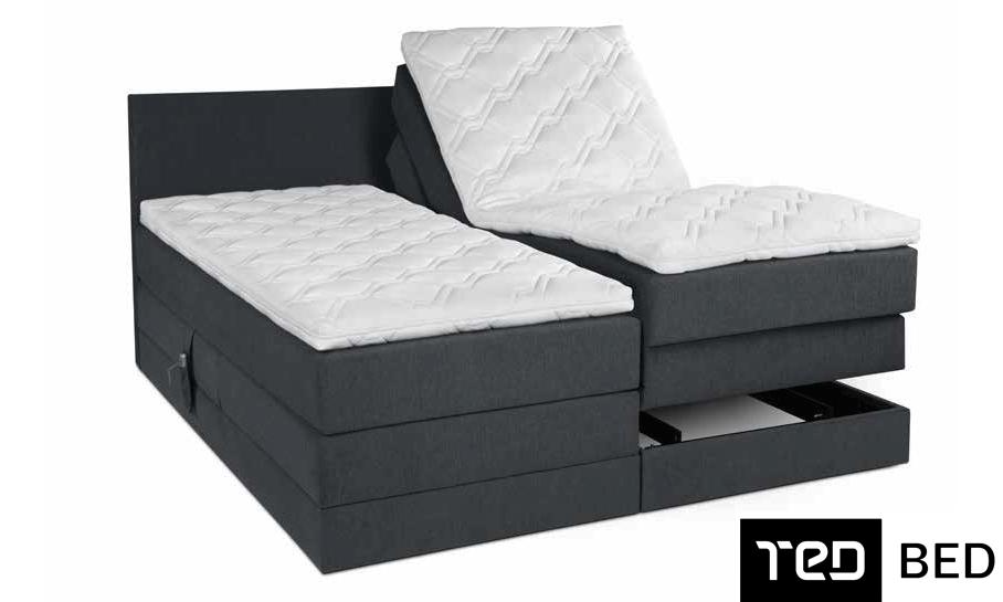 Легла и спални - матраци ТЕД